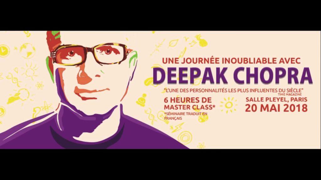 Le bien-être selon Deepak Chopra