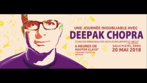 Le bien-être avec Deepak Chopra : focus sur la Master Class